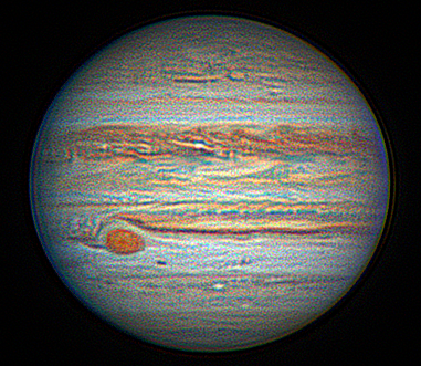 Images of Jupiter at 2020 Opposition