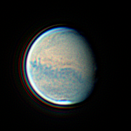 Mars 2020 Opposition Images