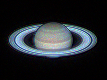 Images of Saturn at 2020 Opposition
